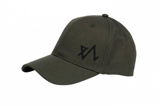 Bilde av Twentyfour Logo Caps Mørk Timian