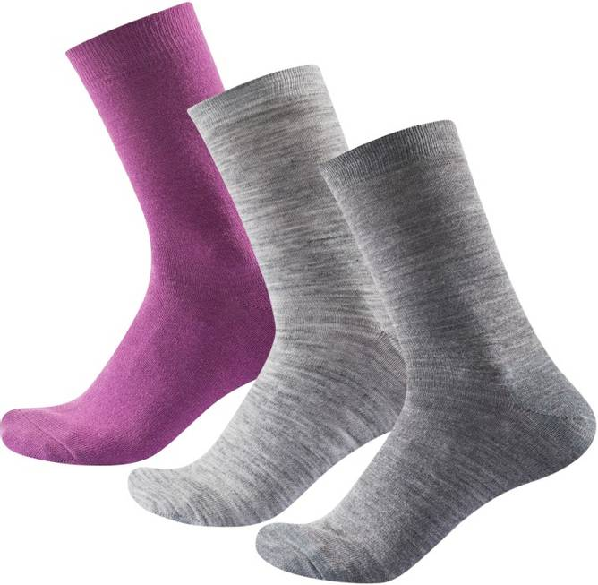 Bilde av Devold Daily Light Woman sokker 3 pack