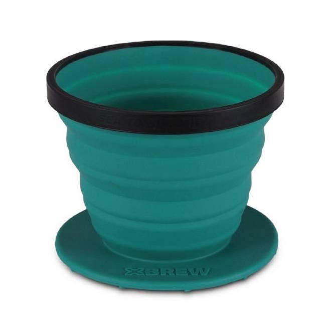 Bilde av SEA TO SUMMIT X-BREW COFFEE DRIPPER PACIFIC BLUE