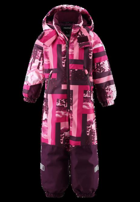 Bilde av Reima Vinterdress Kiddo Snowy Raspberry pink