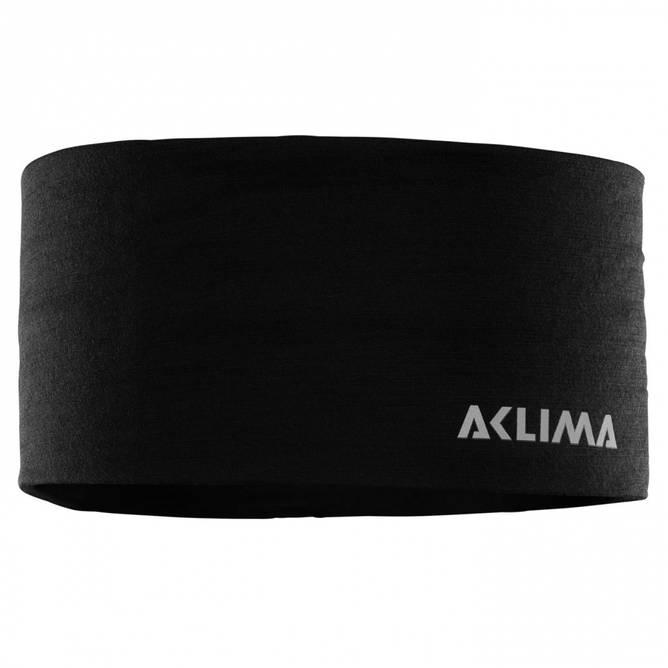 Bilde av Aclima LightWool Headband Jet Black Medium
